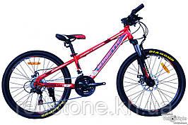 Велосипед KINETIC SNIPER Disk 2017 червоний
