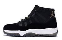 Мужские баскетбольные кроссовки Air Jordan 11 Heiress Black