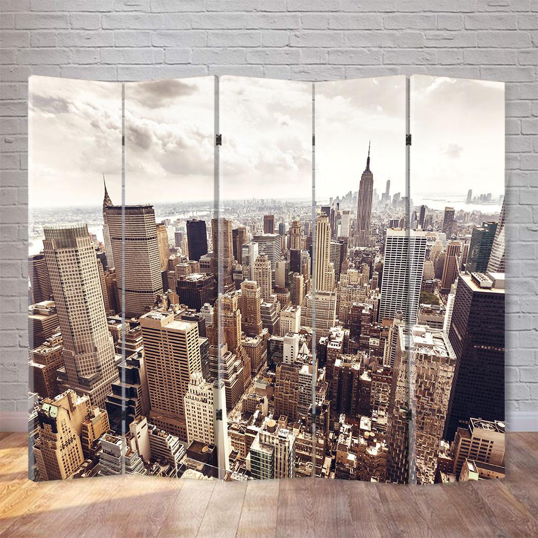 """Ширма """"Нью Йорк"""""""