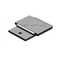 Планка сталеалюминиевая У1040 У1