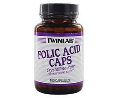 Folic Acid Caps 100 caps