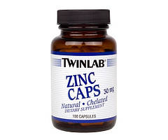 ZINC Caps 100 caps