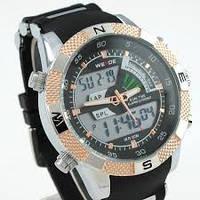 Мужские часы WEIDE wh -1104 Водонепроницаемые, фото 1