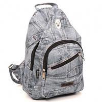 Молодежный рюкзак под джинс Dolly 347
