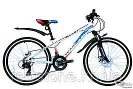 Велосипед Winner BULLET 2017 білий, рама 32 см