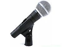 Вокальный микрофон Shure Sm 58 SE. Сертифицированная компания. b640161f5786c