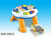 Акц. -15% Розвиваючий столик із музикою (CANHUI) ВВ329