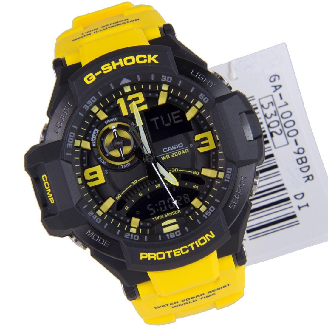 Часы Casio G-Shock GA-1000-9B B.