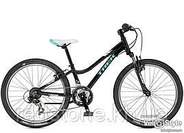 Велосипед TREK PRECALIBER 24 21SP GIRLS чорний