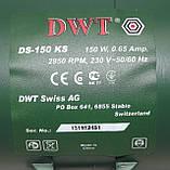 Электроточило DWT DS-150KS + высокая производительность, фото 4
