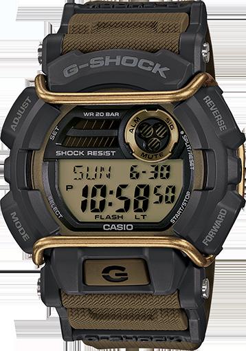 Часы Casio G-Shock GD-400-9 В.