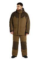 """Зимний рыболовный костюм мембранный Fishing Style Arctic Offence """"КОЙОТ"""""""
