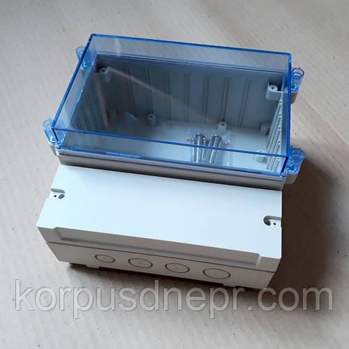 Корпус DC001CBUNO для електроніки 166х161х93