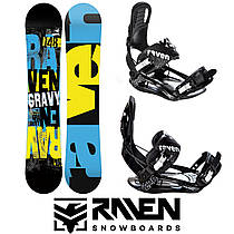 Сноуборд RAVEN GRAVY 152 см