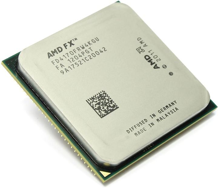 """Процессор AMD FX-4170 4.2GHz/12MB/2200MHz (FD4170FRGUBOX) sAM3+ BOX """"Over-Stock"""""""