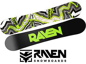 Сноуборд RAVEN CORE CARBON 151 см