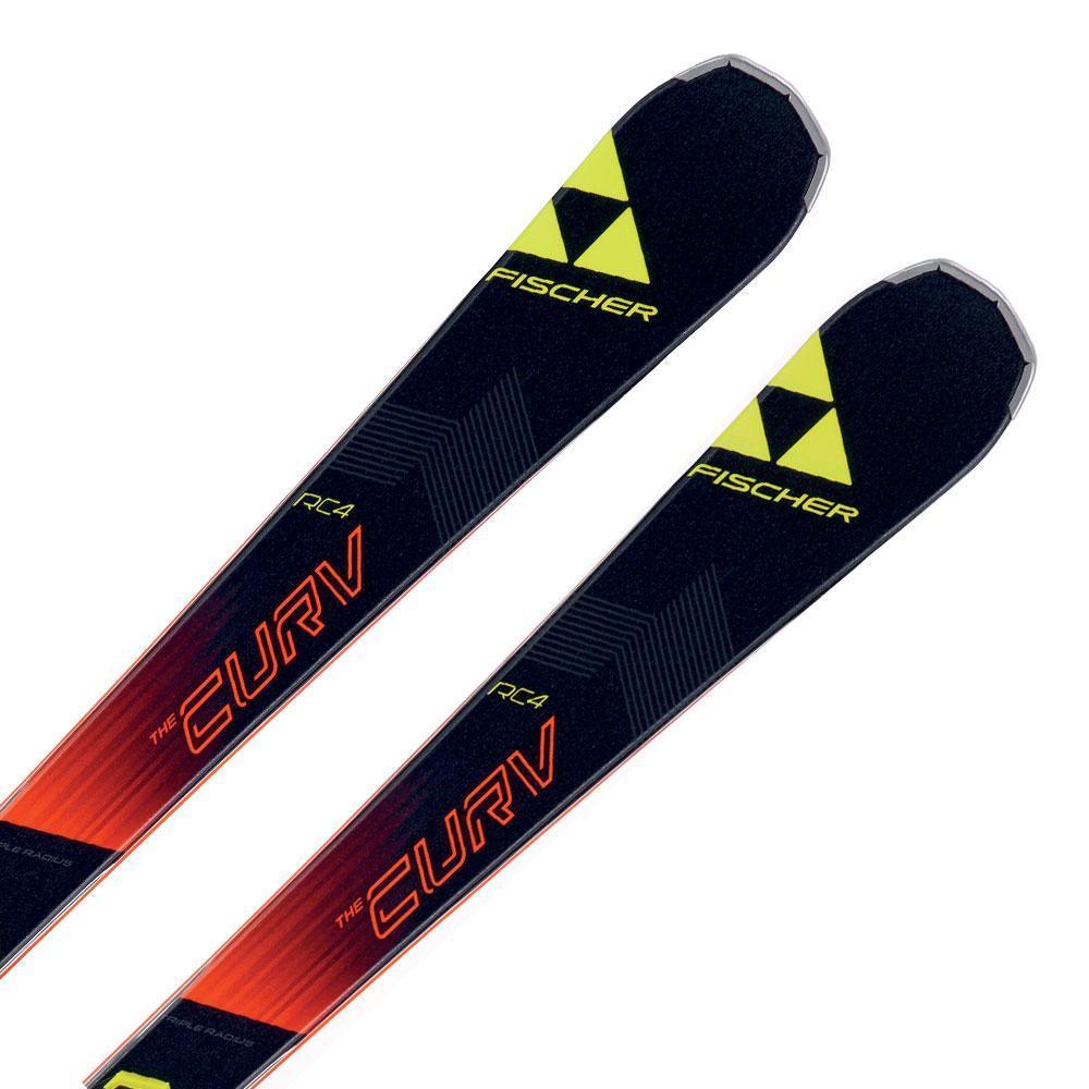 Лыжи FISCHER RC4 CURV 164 см