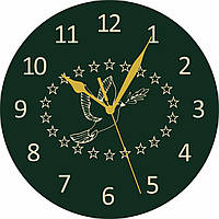 """Часы с логотипом """"Kadorr Group"""""""