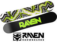 Сноуборд RAVEN CORE CARBON 158 см