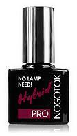 Стойкий лак для ногтей Nogotok Pro Hybrid No Lamp Need № 13