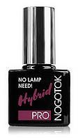 Стойкий лак для ногтей Nogotok Pro Hybrid No Lamp Need № 14