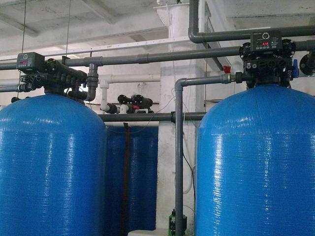 Обслуживание существующей водоподготовки предприятия 1