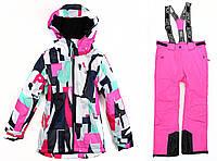 Лыжный костюм PINK, фото 1