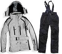 Лыжный костюм BLACK-WHITE, фото 1