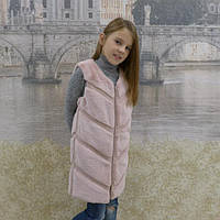 Модна жилетка для дівчаток, фото 1