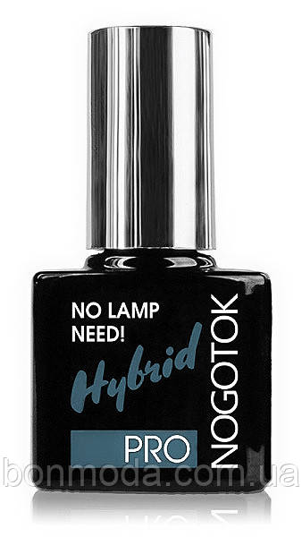 Стойкий лак для ногтей Nogotok Pro Hybrid No Lamp Need № 17