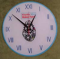"Часы с логотипом ""Maker faire"""