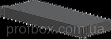 Корпус металевий Rack 1U, модель MB-1160SP (Ш483(432) Г162 В44) чорний, RAL9005(Black textured)