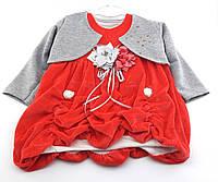 Детские платья 6, 9, 12 месяцев Турция