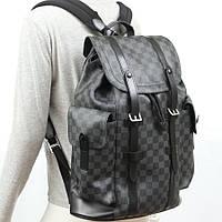 Крутой мужской рюкзак Louis Vuitton CHRISTOPHER PM (реплика)