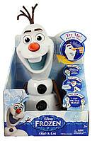 Говорящий огромный снеговик Олаф Frozen Olaf-A-Lot Doll