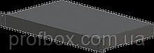 Корпус металевий Rack 1U, модель MB-1260SP (Ш483(432) Г262 В44) чорний, RAL9005(Black textured)