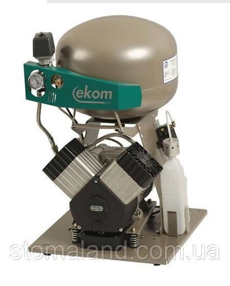 Компрессор EKOM DK50-2V/M с осушителем