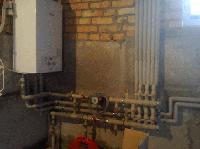 Монтаж газового котельного оборудования