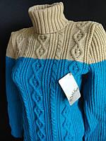 Теплые кофты плотной вязки для женщин., фото 1