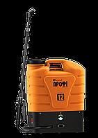 Модифицированный Аккумуляторный опрыскиватель ОГ-112Е1от производителя Кварц Профи-электро