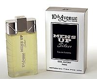 10 Avenue Men's Up Silver M edt 100 ml