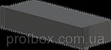Корпус металевий Rack 2U, модель MB-2160SP (Ш483(432) Г162 В88) чорний, RAL9005(Black textured)