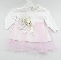 Детские платья 3, 6, 9 месяца Турция