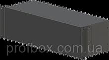 Корпус металевий Rack 3U, модель MB-3160SP (Ш483(432) Г162 В132) чорний, RAL9005(Black textured)