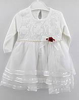 Детские платья 6, 12 месяца Турция