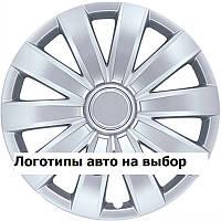 Колпаки гибкие R16 SKS-421 с логотипом разных авто