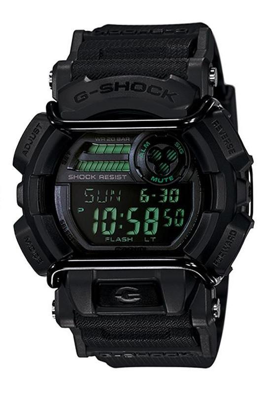 Часы Casio G-Shock GD-400MB-1 Б.