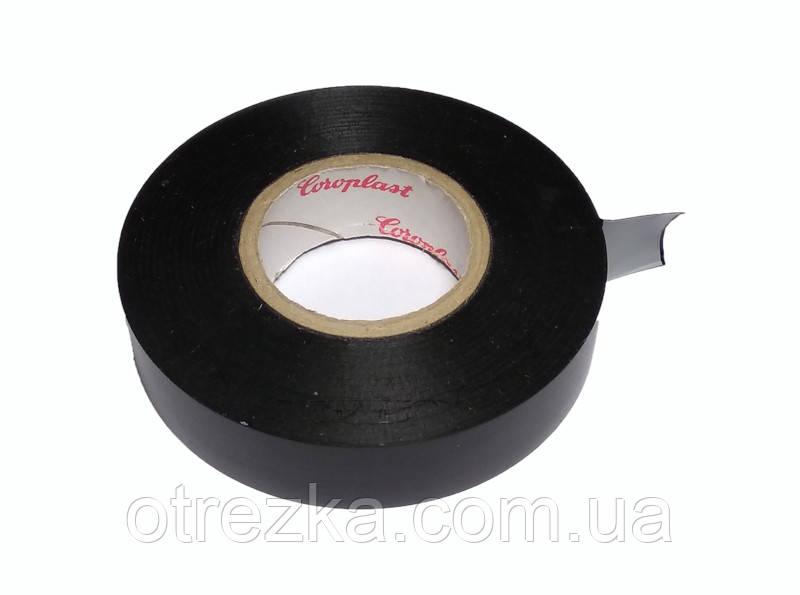 Изолента Coroplast ПВХ черная