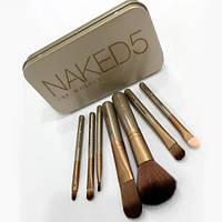 Набор кистей Naked 5