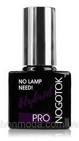 Стойкий лак для ногтей Nogotok Pro Hybrid No Lamp Need № 26